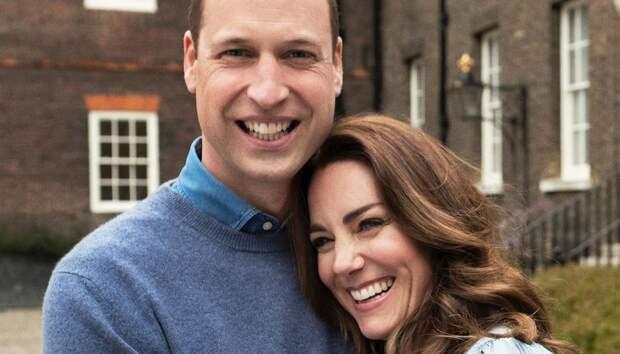 Такими мы их ещё не видели: Кейт Миддлтон и принц Уильям опубликовали личное видео