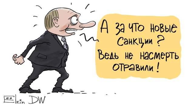 Санкции за Навального