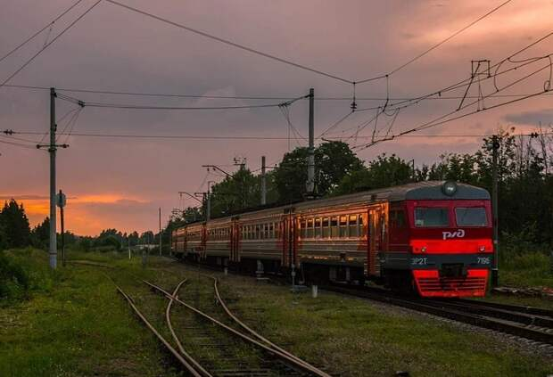 На Кубани из-за ремонта тоннеля изменились маршруты электричек