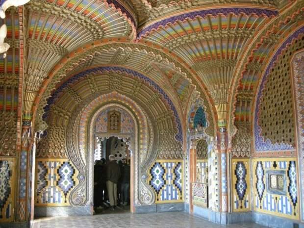 Пыль истории: замок Саммецано