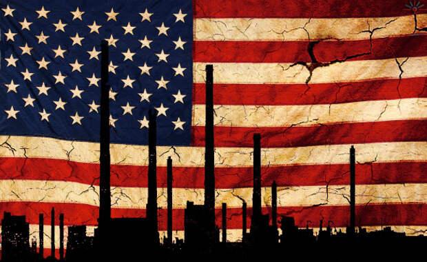 Рассуждения по поводу судеб США  - Михаил Хазин