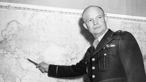 Американская «армия Власова» и проект «Солярий». Антисоветские сценарии Дуайта Эйзенхауэра