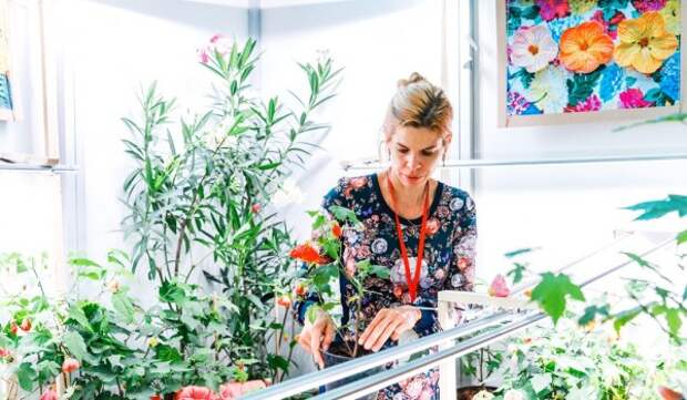 На ВДНХ пройдет весенняя выставка «Обнови свой сад»