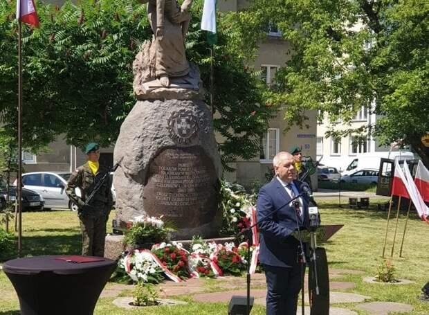 Киев совершает нелепые попытки спрятаться от правды о Волыни