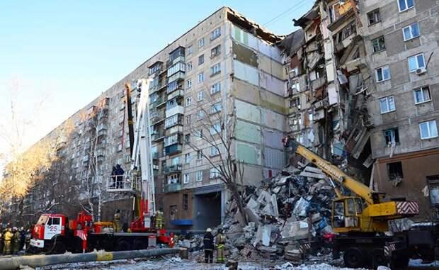 Магнитогорск: Подъезд «сложился» из-за прежних землетрясений, и это плохо для всех «панелек»