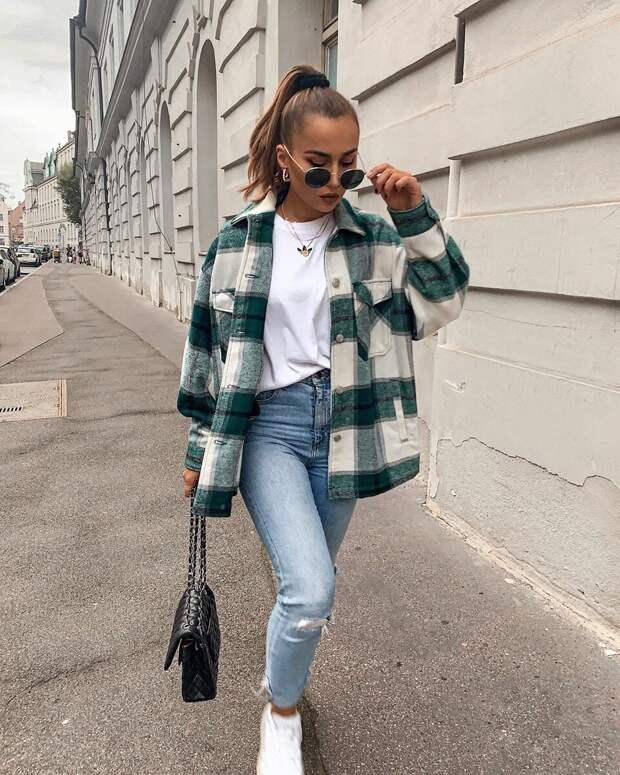 3 стильные куртки, которые купят на осень 2020 женщины с хорошим вкусом