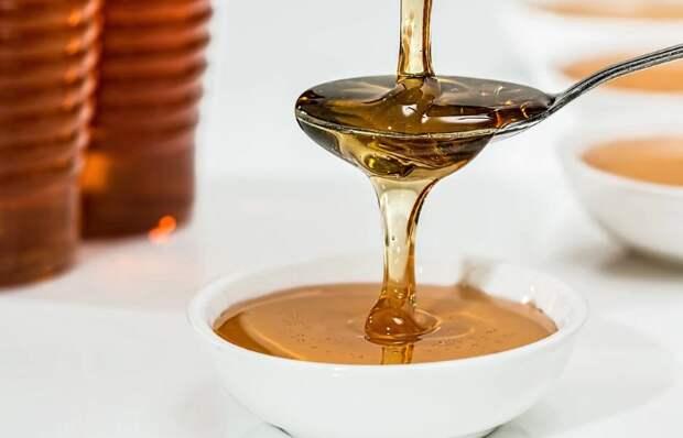Сладкий мед любят даже насекомые / Фото: pixabay.com