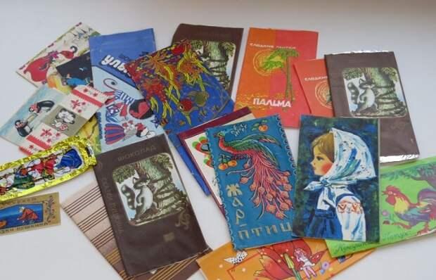 Самые популярные коллекции советских подростков