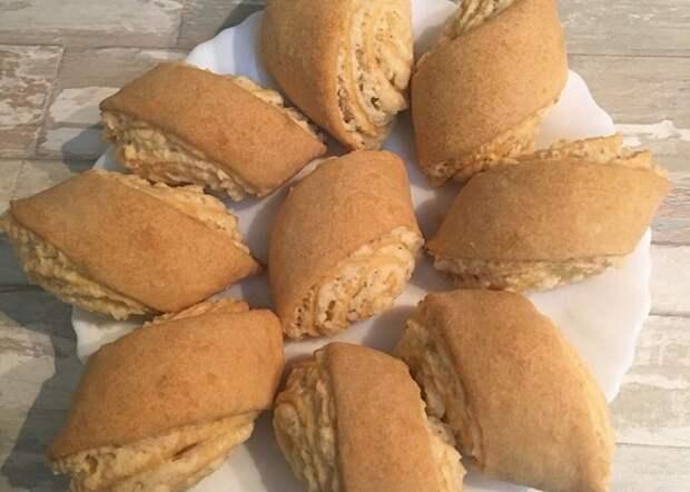 """Очень вкусное печенье из доступных продуктов """"Гата"""""""