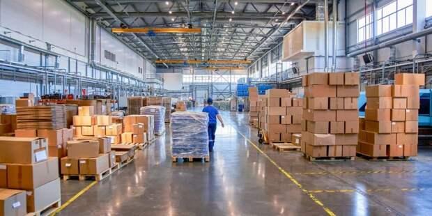 Объемы экспорта столичных предприятий выросли в 2020 году на 31% - Собянин/Фото: М. Денисов mos.ru