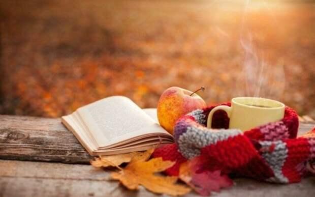 5 книг, которые ассоциируются у меня с осенью