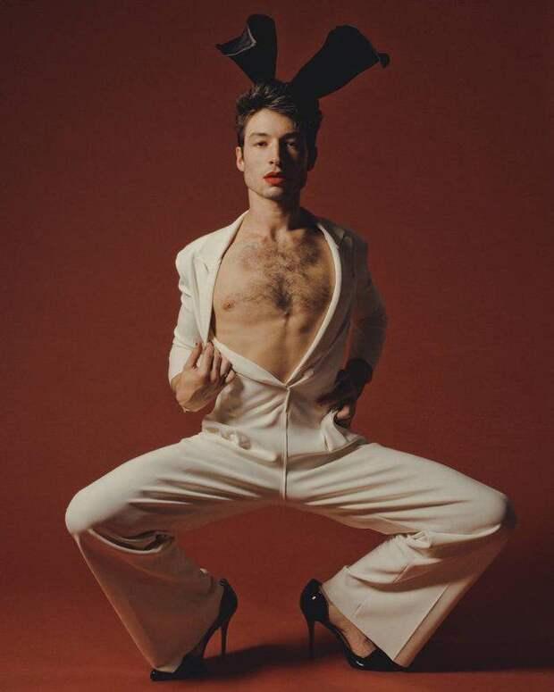 6 эксцентричных мужчин, которые любят эпатажные наряды