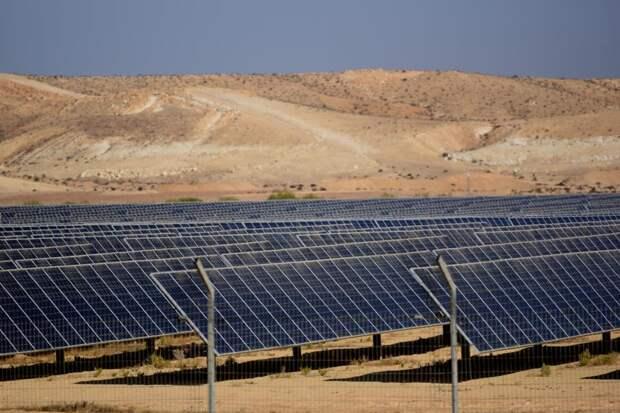 Израиль планирует сократить выбросы парниковых газов на80% к2050 году