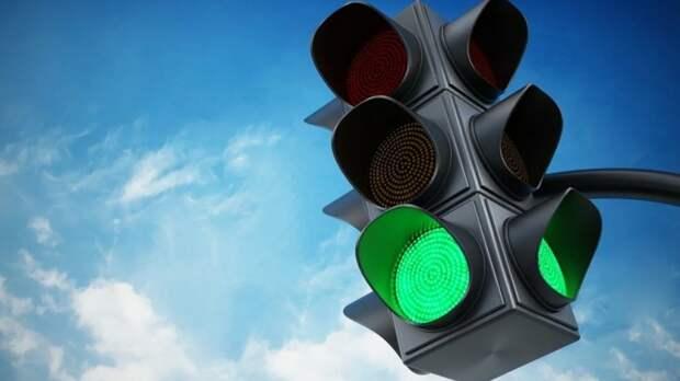 Ещё один светофор в центре Твери станет трёхфазным