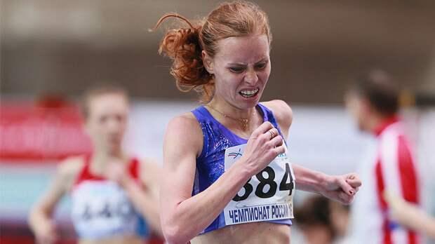 Елена Седова лишена бронзовой медали чемпионата России 2015 года из-за нарушения антидопинговых правил
