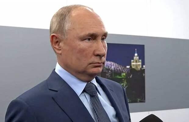 Путин назвал разговоры о своем преемнике «дестабилизирующими ситуацию»