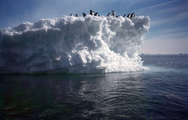 Размеры озоновой дыры над Антарктидой почти вдвое превысили площадь самого материка