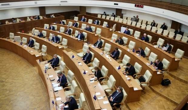 Депутаты Заксобрания отклонили инициативу о возвращении прямых выборов мэров