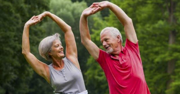 Упражнения для борьбы и профилактики остеопороза