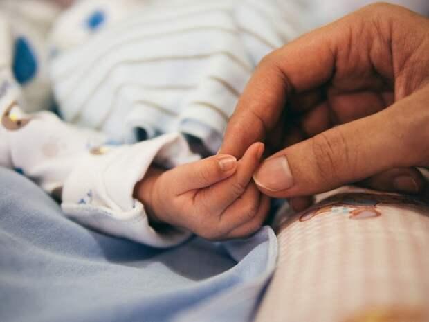 Родить нездоровому мужу