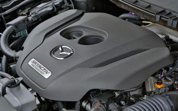 Mazda отзывает кроссоверы из-за электропроводки