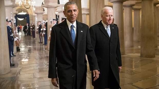 Байден считает Обаму примером для граждан США в отличие от Трампа
