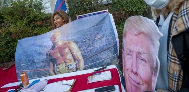В ФАН выяснили, кто может повлиять на исход выборов в США