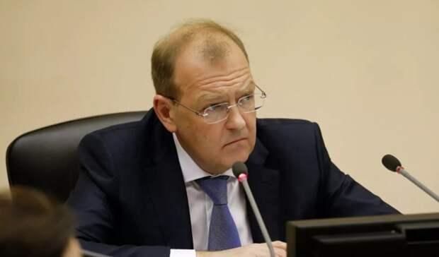 Анатолий Тихонов освобожден отдолжности замглавы Минэнерго