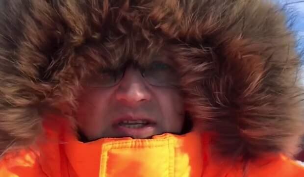 Меня в Арктике спасла МЕГАтеплая куртка