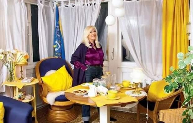 «Крошечный», но уютный домик: в каких условиях живёт Ирина Мирошниченко