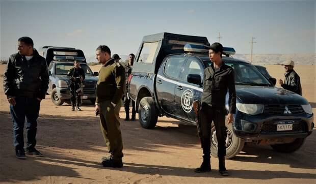 Фотопутешествие в Египет под конвоем
