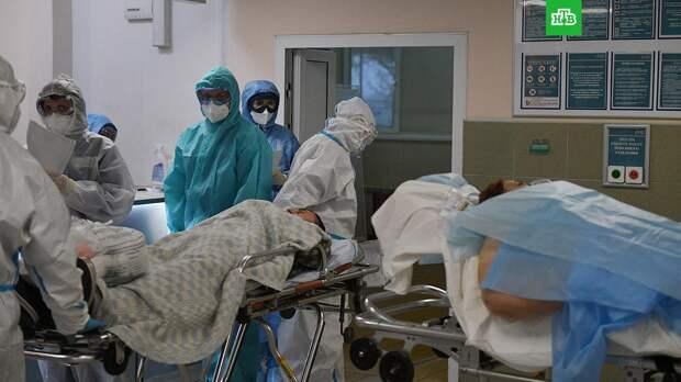 COVID-19: в России впервые выявили более 37 тыс. заболевших