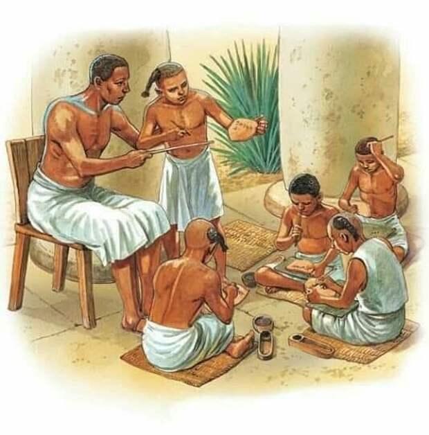 Жизнь простого человека в Древнем Египте 1 часть