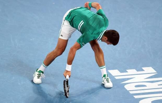 Джокович — Медведев: серб будет избивать корт или целовать его? Нестандартные ставки на финал Australian Open 2021