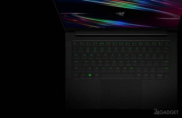 RAZER выпустила новый игровой ультрабук Blade Stealth 13 с процессором Intel Tiger Lake и OLED дисплеем