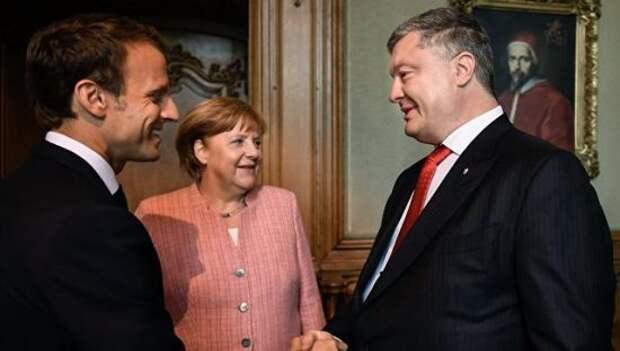 Итоги недели. Недоступный ЕС, горячка Вятровича, бычий хвост вместо ахенского триумфа