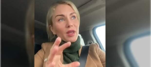 """Катя Гордон о бывшем муже: """"Сидел с бутылкой, Барановская пыталась захлопнуть дверь"""""""