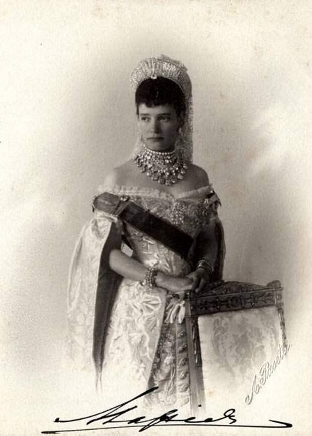 Российская императрица Мария Фёдоровна. Судьба датской принцессы в России