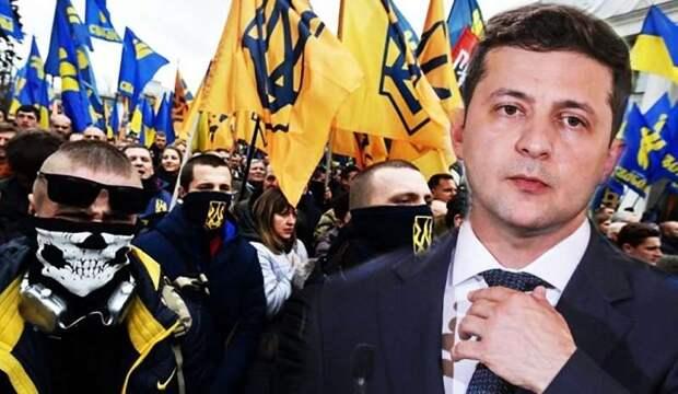 На Украине приучают ненавидеть русских