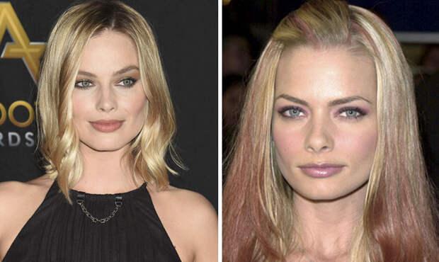 7 актрис, которые очень похожи на Марго Робби