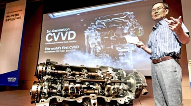 Новый бензиновый двигатель от Hyundai. Неужели корейцы уже обогнали немцев?