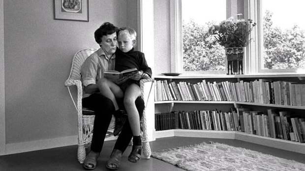 Астрид Линдгрен - любимая писательница миллионов детей во всем мире