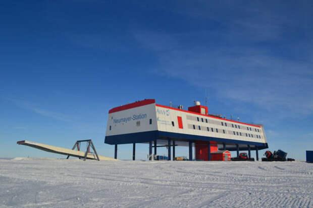 За 14 месяцев пребывания в Антарктиде мозг полярников стал меньше