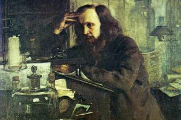 Дмитрий Менделеев - неутомимый гений с неусидчивым темпераментом