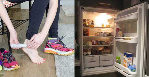 Лайфхаки c холодильником