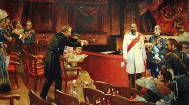 Пётр Столыпин: был убит, ибо любил Россию