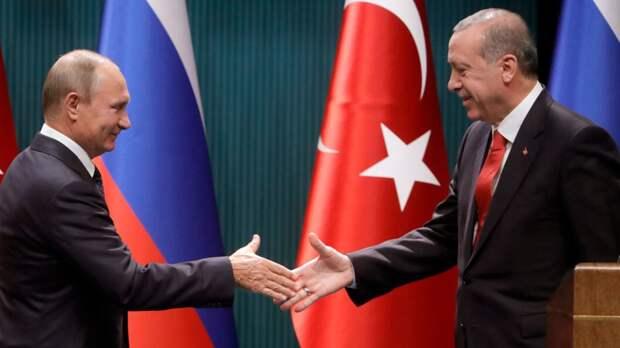 Западные СМИ пророчат вооруженный конфликт между РФ и Турцией в 2021 году