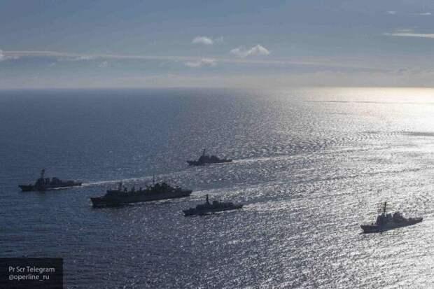 Дандыкин назвал мотивы НАТО при проведении морских учений в период голосования в России