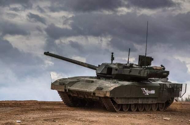 Самые быстроходные основные боевые танки мира