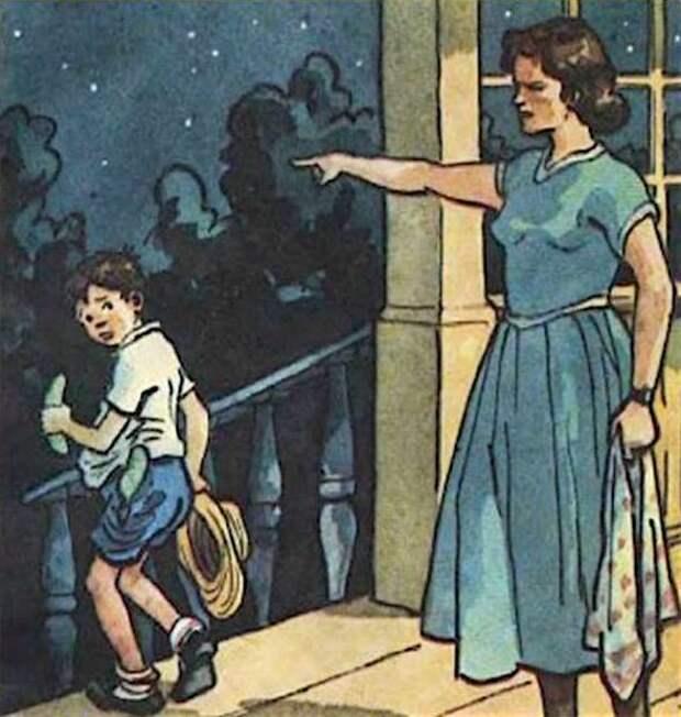 «Мужское воспитание» в книгах Николая Носова